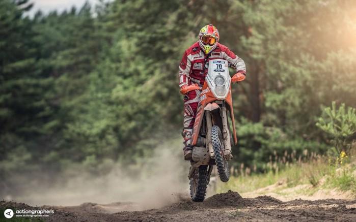 Michal Latoch Dakar 2018