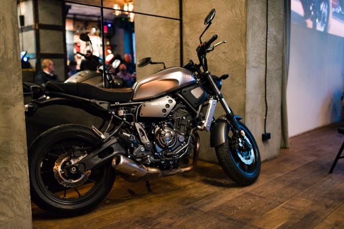 Yamaha Kino Mocno Motocyklowe