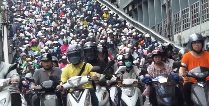 korki Tajwan