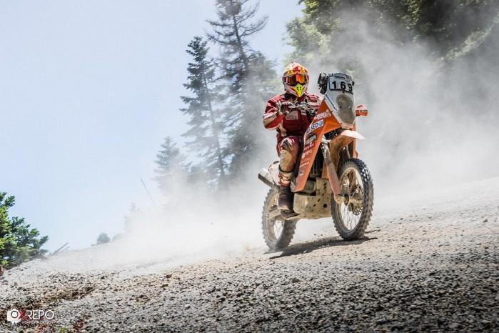 michal latoch hellas rally 2016 etap 4