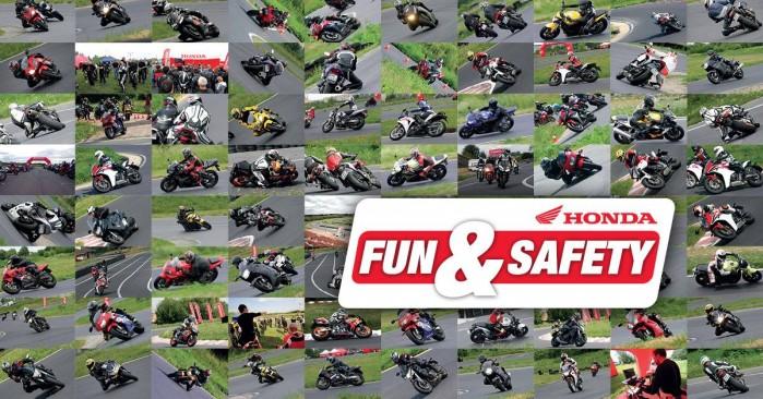 Honda fun and safety 2017