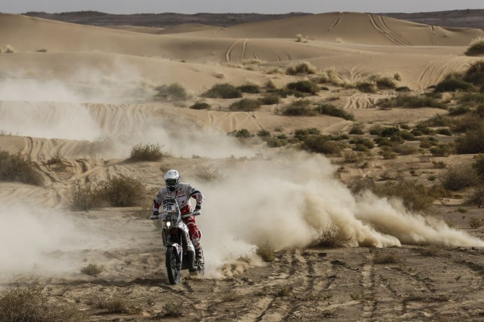 ORLENTeam Adam Tomiczek Merzouga Rally Prolog