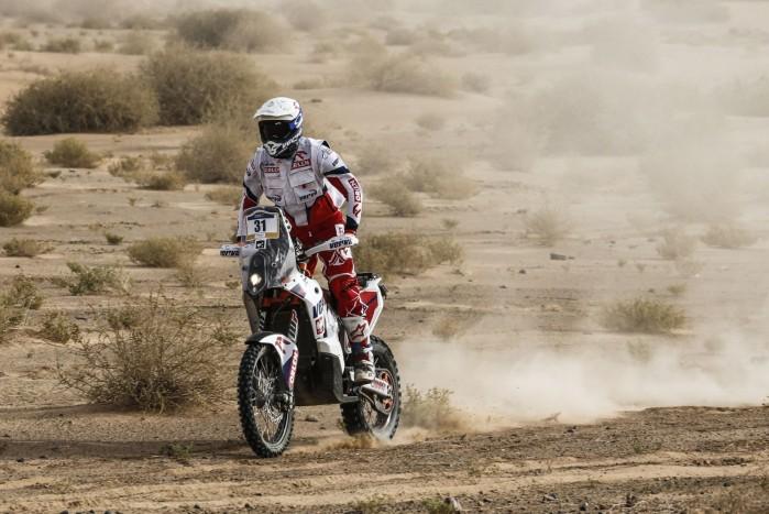 ORLENTeam Maciej Giemza Merzouga Rally Prolog