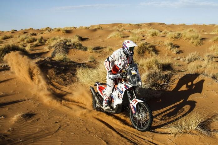 ORLENTeam Adam Tomiczek Merzouga Rally Etap 3