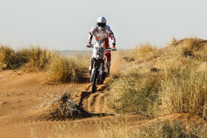 ORLENTeam Maciej Giemza Merzouga Rally Etap 3