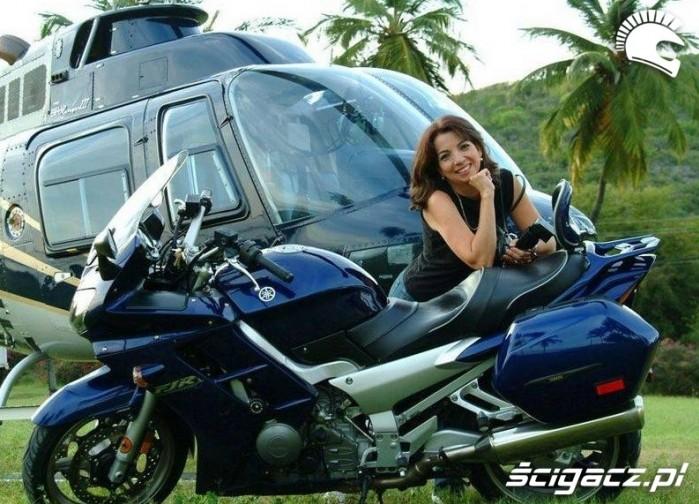 FJR laska helikopter