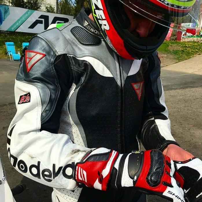I rundy Pucharu Polski laczonych klas Open125 Moto3 Superstock 300 Classic 2017 04