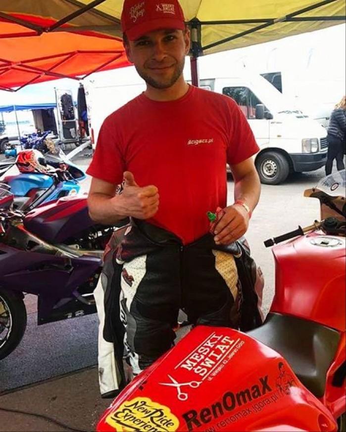 I rundy Pucharu Polski laczonych klas Open125 Moto3 Superstock 300 Classic 2017 10
