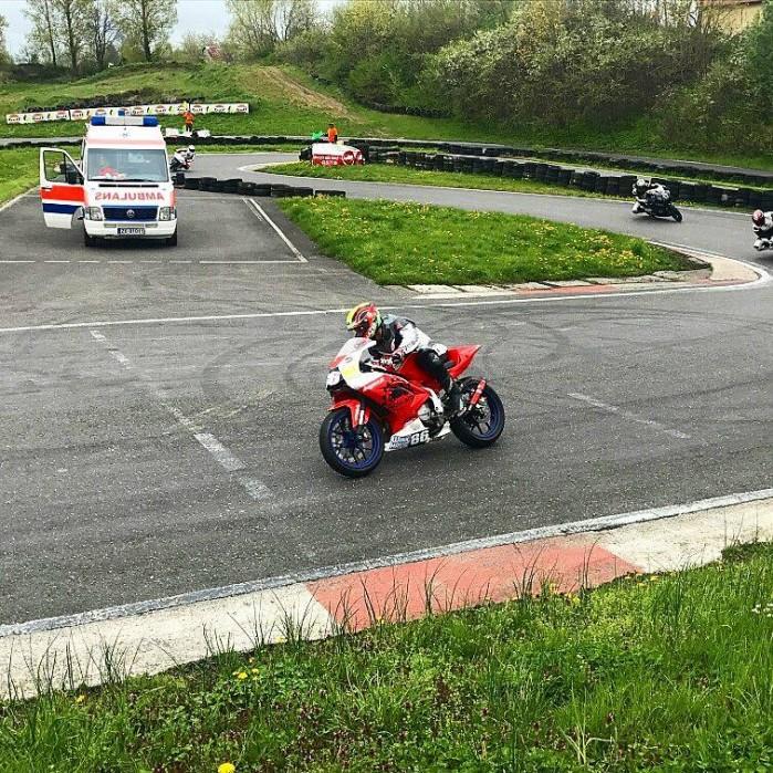 I rundy Pucharu Polski laczonych klas Open125 Moto3 Superstock 300 Classic 2017 11