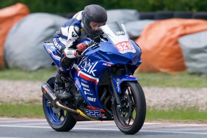 Wojcik FHP YART Racing Team Yamaha