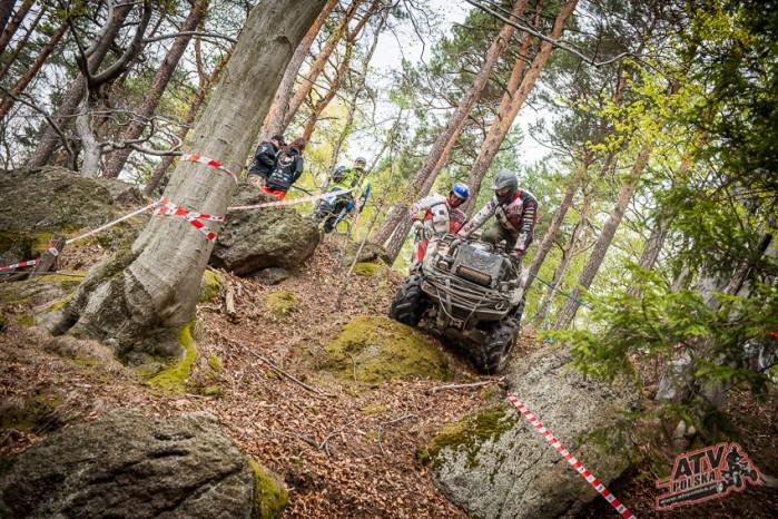 Jelenia Gora Przeprawowe Mistrzostwa Polski ATV PZM Dragon Winch 2016 sk...