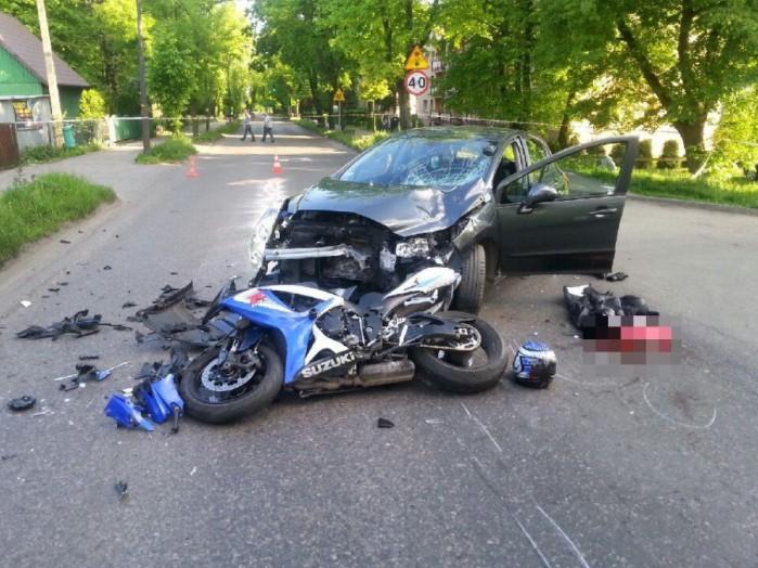 Wypadek Myslowice