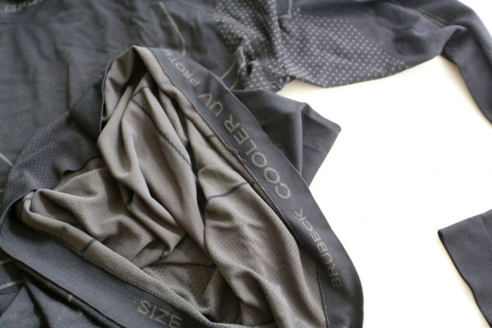 Brubeck Cooler New odziez