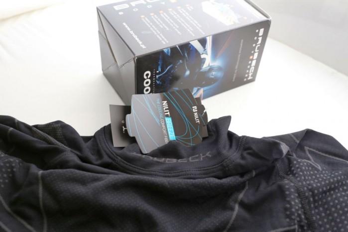 Brubeck Cooler New odziez termoaktywna