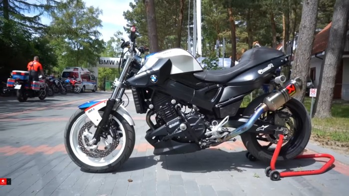 Dni BMW Motorrad Polska F800R