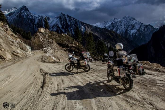 Wyprawa motocyklowa Volta ao Mundo 07