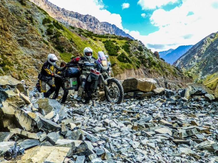 Wyprawa motocyklowa Volta ao Mundo 11