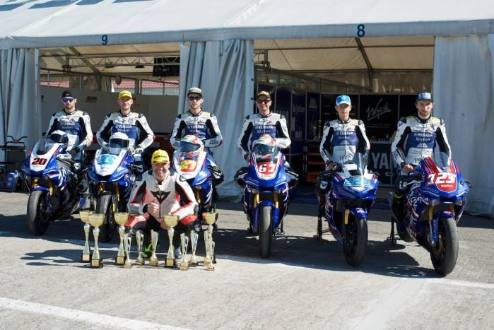 Zespol Wojcik FHP YART Racing Team