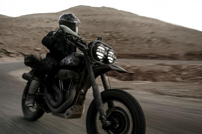 Harley Davidson 1200 Roadster custom