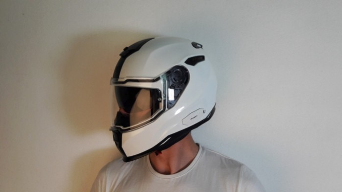kask Nexx SX 100 lewy profil