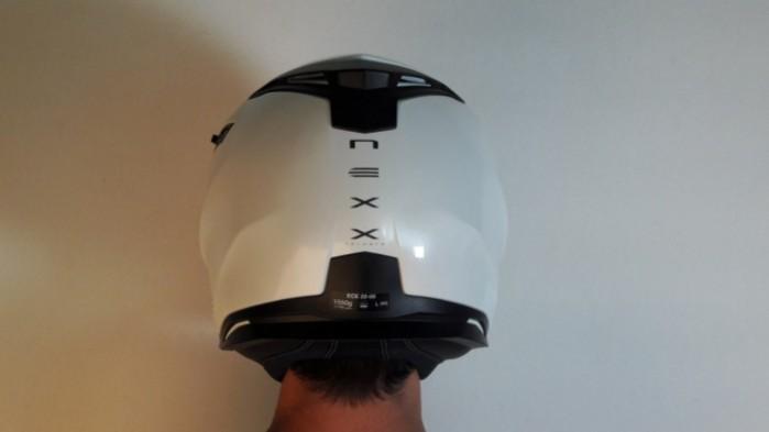 kask Nexx SX 100 tyl