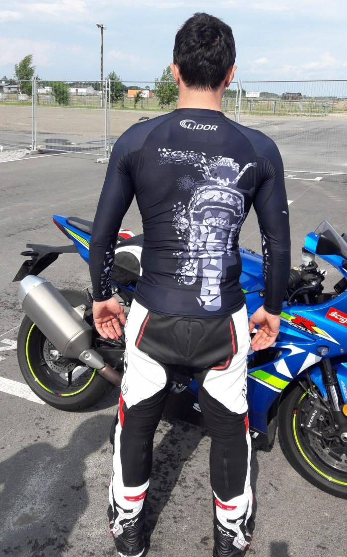 rashguard motocyklowy