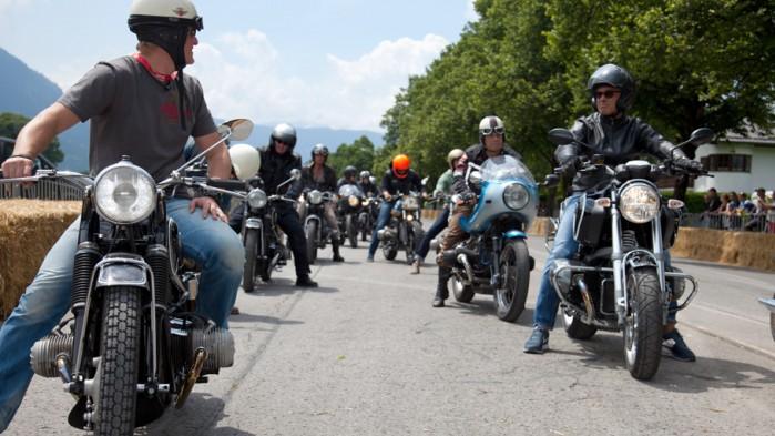 BMW Motorrad Days 2014 jazdy
