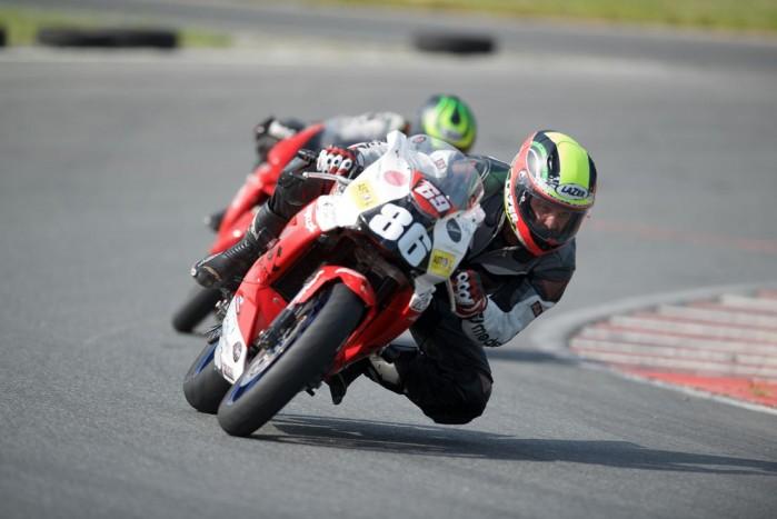 II runda Wyscigowego Motocyklowego Pucharu Polski motocykli malych pojemnosci 1