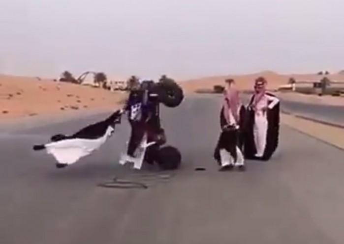 Arabska zabawa