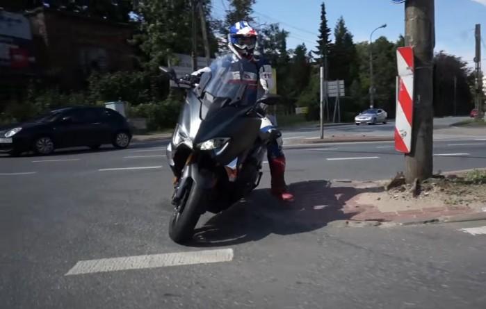 Yamaha T max 300 Jurek