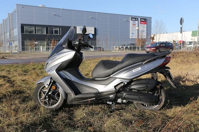 Kymco X Town 125i ABS 3