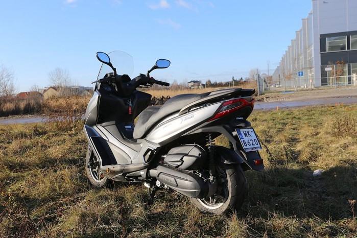 Kymco X Town 125i ABS 4