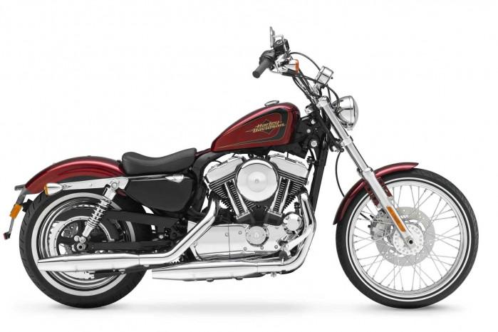 2012 XL1200V Seventy Two