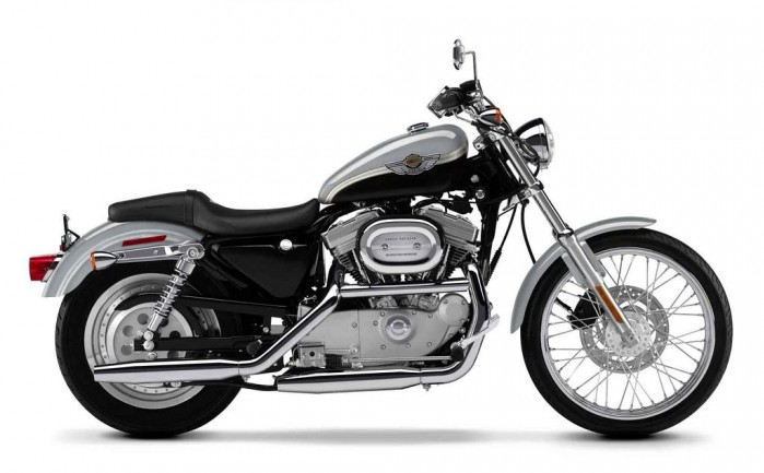 Sportster xl883c 100th Anniversary