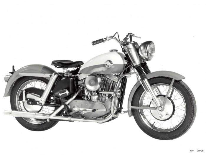 XL Sportster 1957