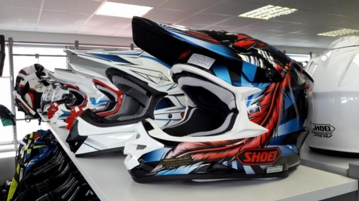 Sklep motocyklowy Inter Motors Lomianki 03