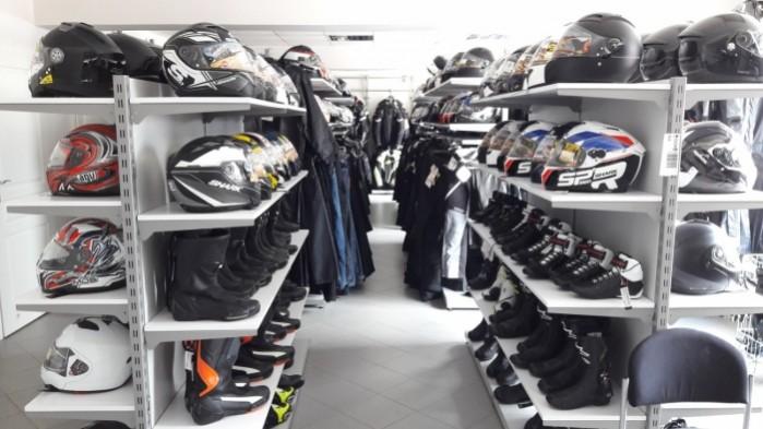 Sklep motocyklowy Inter Motors Lomianki 05