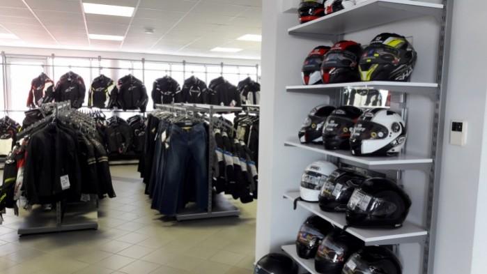 Sklep motocyklowy Inter Motors Lomianki 07