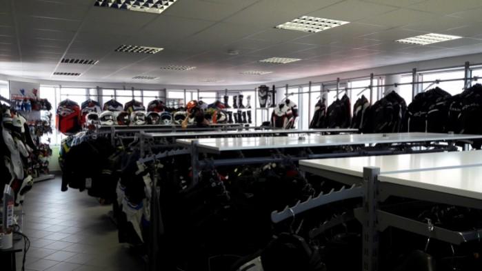 Sklep motocyklowy Inter Motors Lomianki 09