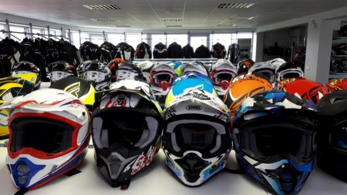 Sklep motocyklowy Inter Motors Lomianki 11