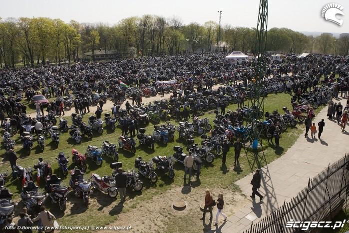 motocyklowa msza swieta zlot gwiazdzisty jasna gora 2009 b mg 0074