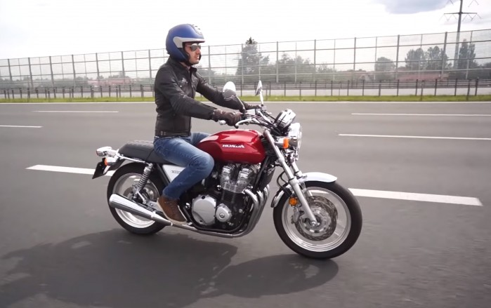 honda cb1100 barry