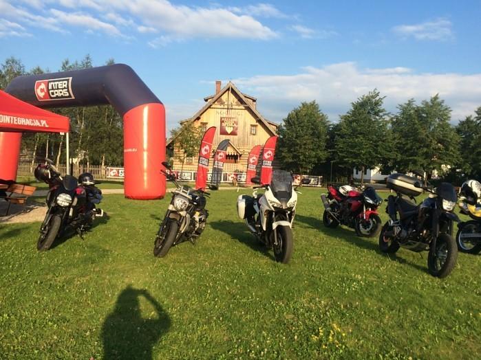 Inter Cars Moto Tour motocykle