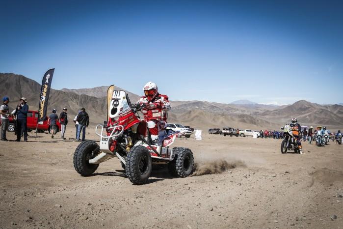 Rafal Sonik Atacama Rally 2017