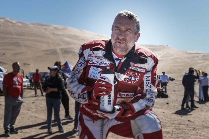 Sonik Atacama Rally