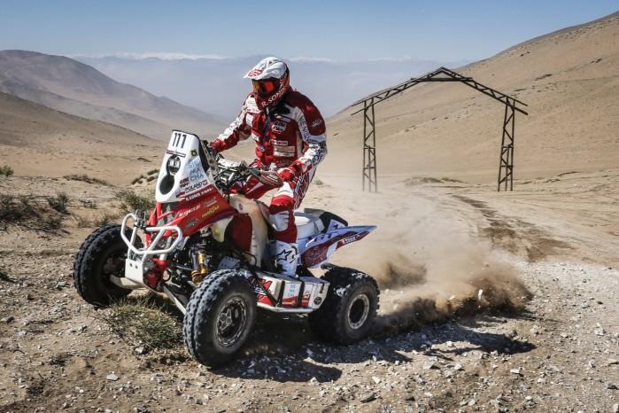 Atacama Rally Sonik 2017
