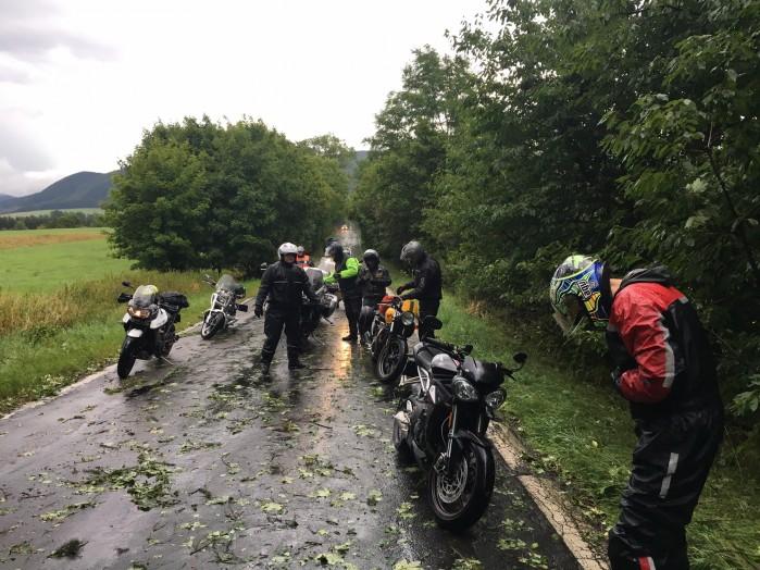 Triumph Ride Event 2017 w Karkonoszach 1