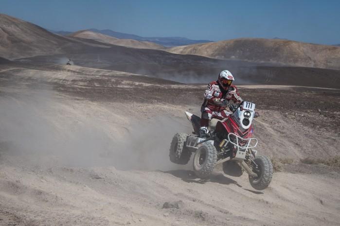 Atacama Rally 2017 Sonik