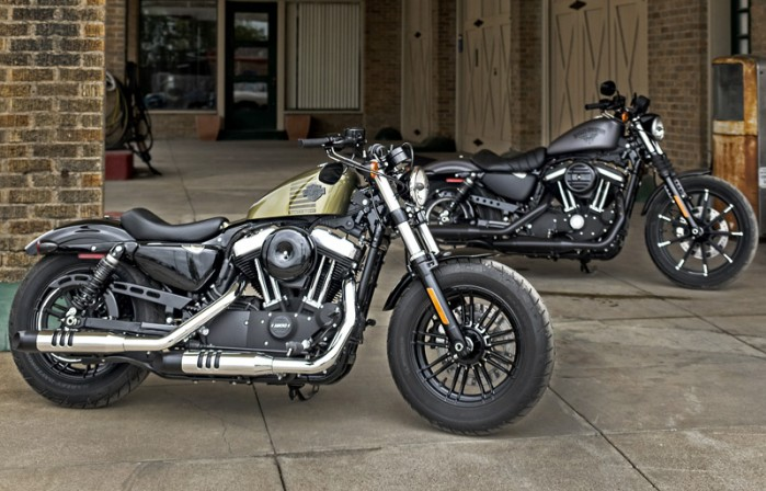 harley davidson iron forty eight 2016