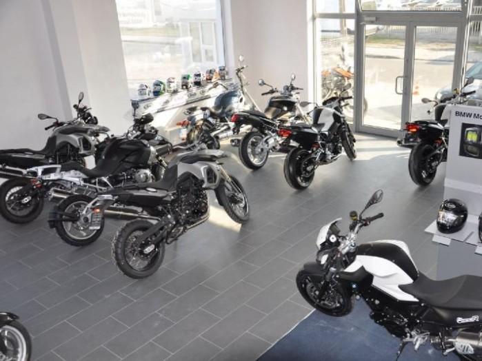 salon BMW Motorrad